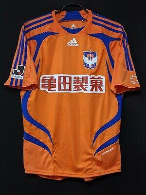 2007 Albirex Niigata J.League Jersey Soccer Shirt M (Japan Size) *FORMOTION* image