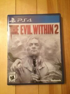 The Evil Within 2 pour PS4
