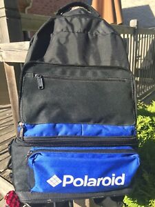 Vintage Polaroid Camera Bag/Backpack