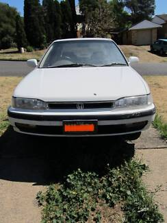1991 Honda Accord Sedan