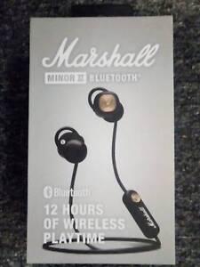Marshall Wireless Headphones