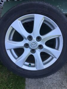 Mags Mazda 3 16 pouces