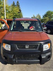 Honda Element AWD