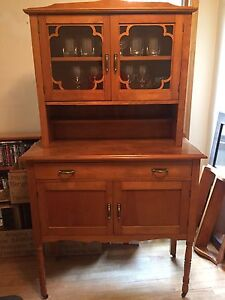 China cabinet, coffee table, dining table, wardrobe
