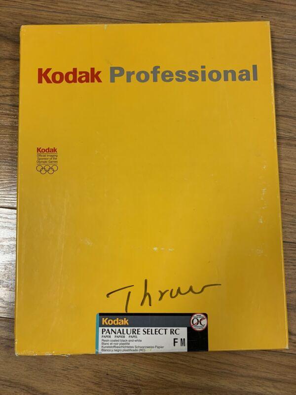 Kodak Pro PANALURE SELECT RC FM 11x14 Photo Paper 50 Sheets. Sealed box