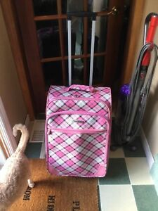 Luggage - suitcase and carry on both for $30.00