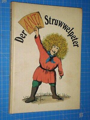 F. K. Waechter: Der ANTI-Struwwelpeter - (gebundene Erstausgabe 1970) gebraucht kaufen  Überlingen
