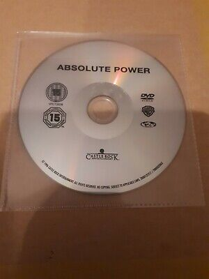 Absolute Power (DVD, Disc Only) Brand new. Clint Eastwood.