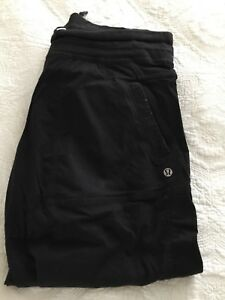 Lululemon studio pants - cropped