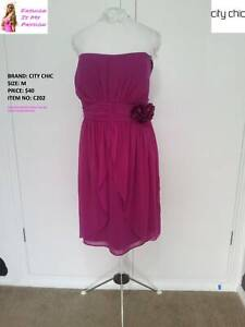 CITY CHIC BRAND DRESSES SIZE MEDIUM 10 DRESSES TO LOOK AT