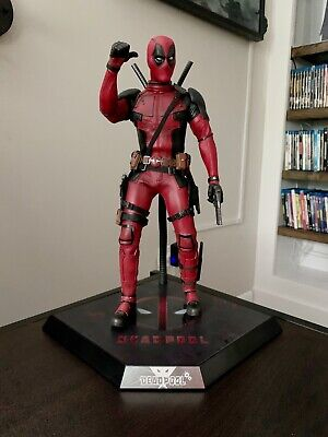 Hot Toys Deadpool Wade Wilson 12 inch Action Figure - MMS347