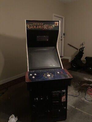 Golden Tee 2004 Incredible Technologies Dedicated Video Arcade Game