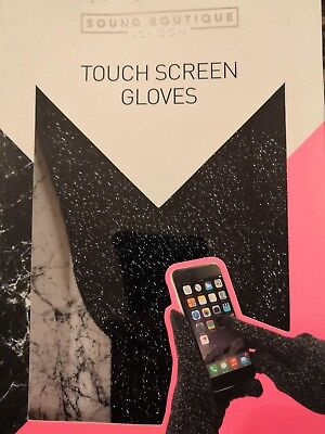 Touch Screen Gloves New (Works with smartphones and tablets!)