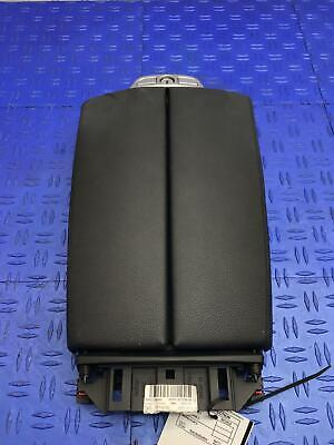 2012 - 2019 BMW 640I F06 CONSOLE STORGAE LID ARMREST LEATHER *WORN OUT LEATHER*