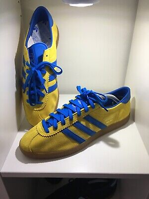Adidas Originals Malmo Trainers Size 9 Brand New In The Box With Tags Attached