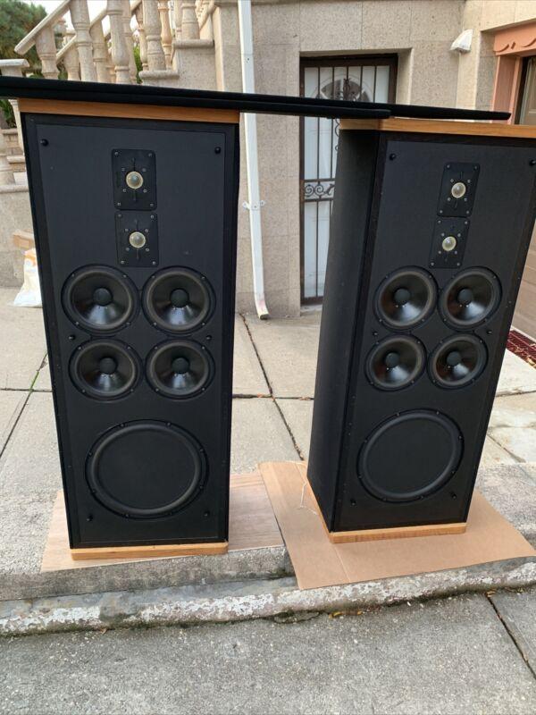 Polk AUDIO SDA-1C Speakers Perfect Working Order