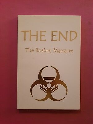 THE BOSTON MASSACRE - THE END - RPG ROLEPLAYING D20 DND D&D 3RD OGL ROLEPLAY