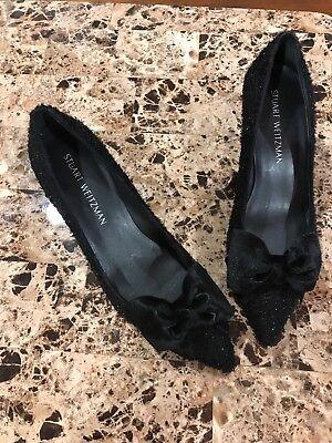 StuartWaitzman women shoes size 7,dawd Calf Fur Origin:  New Zealand for sale  Fair Lawn