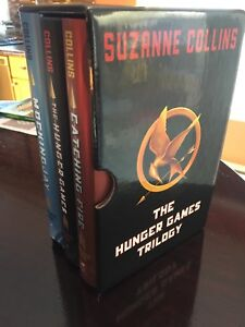 The Hunger Games Trilogy Hard cover