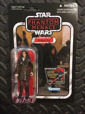 Star Wars The Vintage Collection TVC VC VC85 Quinlan Vos UPC Covered