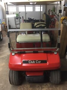98 ClubCar DS Gas Golf Cart