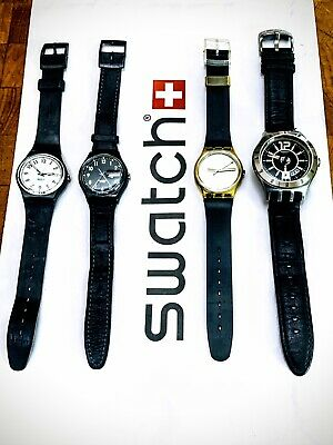 swatch+ Lot Of 4