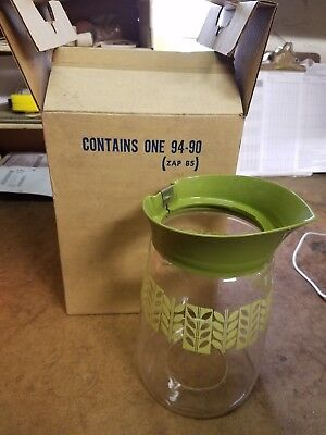 Vintage Sunbeam 1970s glass coffee 10 cup replacement Pot 94-90