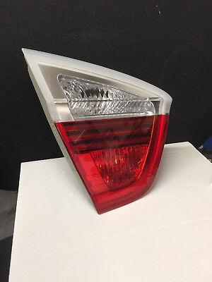 BMW E90 3 series rear light custer GENUINE PART NSR inner lamp passenger side