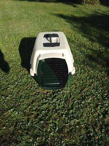 """Dog kennel 24""""long, 16""""high and16""""wide"""