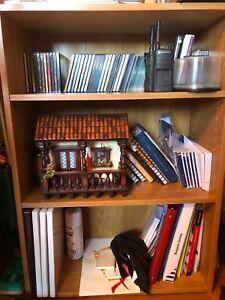 3shelf bookshelf