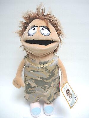 Wiwaldi & Co Living Puppets Handpuppe für Erwachsene Charming Traudl  42 cm NEU
