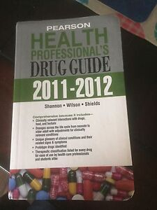 Drug guide and medical dictionary