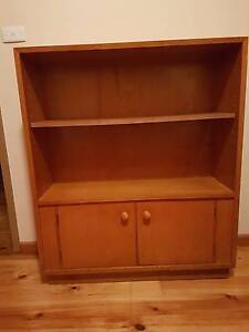 Wardrobe and shelf/cupboard in good condition. BYO trailer. Ridgehaven Tea Tree Gully Area Preview
