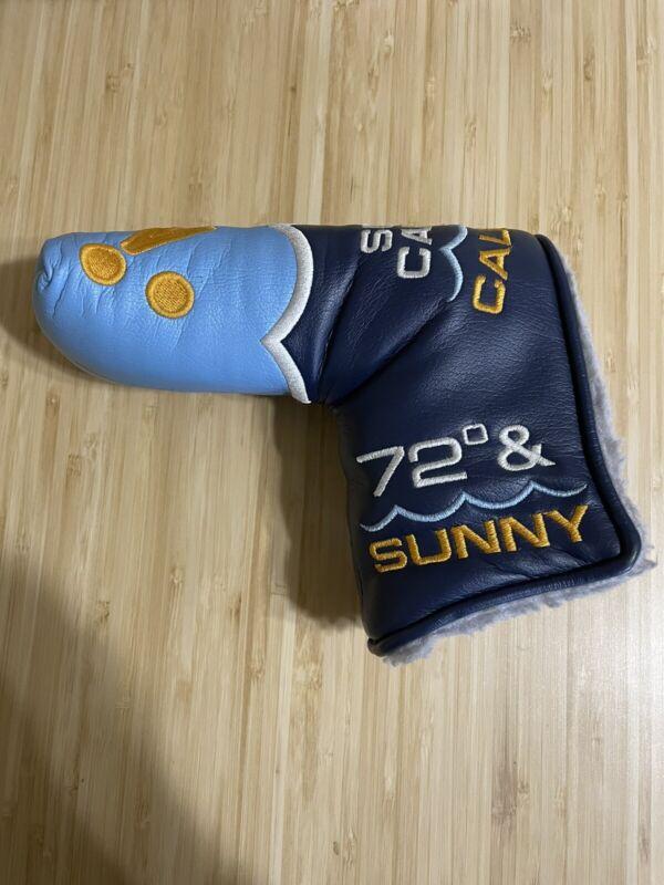 Scotty Cameron 72 & Sunny 🌞