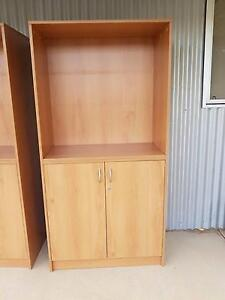 Bookcase with bottom cupboard Nuriootpa Barossa Area Preview
