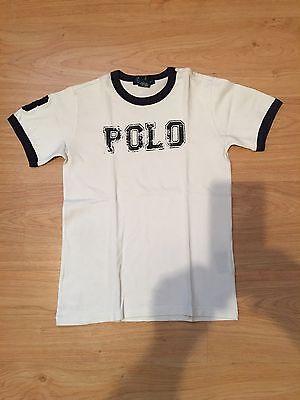 Ralph Lauren Boys Kids Polo T-Shirt Short Sleeve