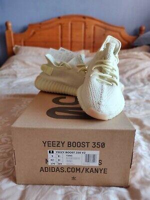 Adidas Yeezy Boost 350 V2 Butter UK8.5