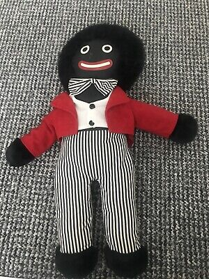 Vintage Golli Doll Soft Toy 12''