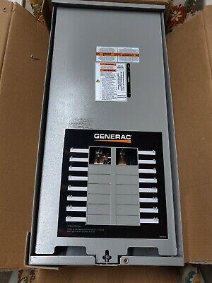 Generac Inoutdoor100 Amp16 Circuitnema 3rautomatictransfer Switchrtg16eza3