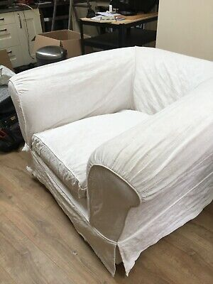 Very large snuggle chair