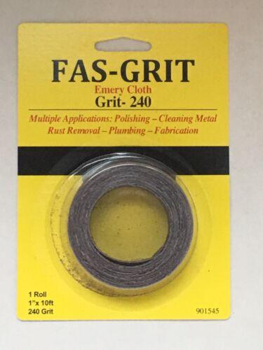 "Fas-Grit 1"" x 10"