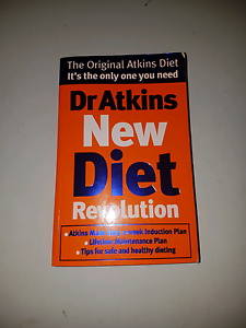 Atkins Diet Book Albany Creek Brisbane North East Preview