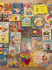 47 Toddler Board Books