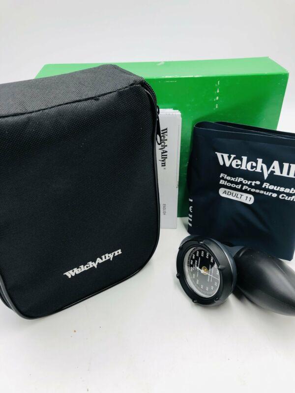 Welch Allyn Blood Pressure Gauge and Cuffs