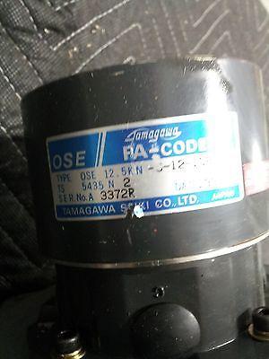 Mitsubishi Servo Motor Ha80c-s Wfa-coder Ose12.5kn-6-12-108