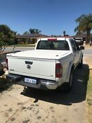 2004 Holden rodeo LT 4x4 turbo diesel Ballajura Swan Area Preview