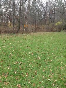 Looking for building lot