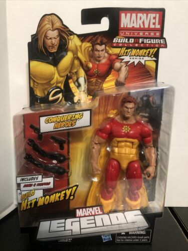 Hit Monkey BAF Marvel Universe Hyperion Conquering Heroes Action Figure New