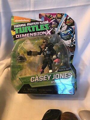 2017 TEENAGE MUTANT NINJA TURTLES Dimension Casey Jones Space Vigilante - Tmnt Casey Jones 2017