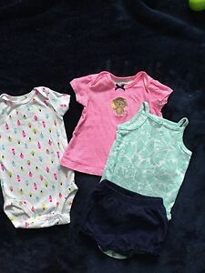 Summer baby girl clothes 3 months